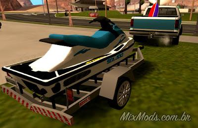 gta sa san mod carretinha trailer reboque jetski