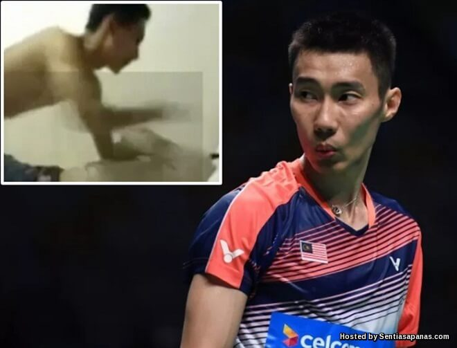 Video seks Lee Chong Wei
