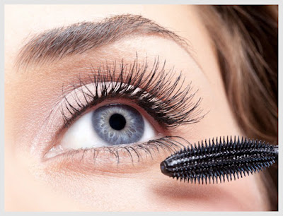 Mascara On Lower Eyelashes