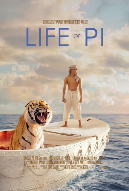 Life of Pi, Suraj Sharma, Richard Parker, Directed by Ang Lee