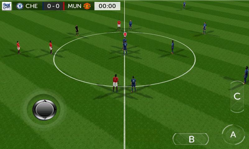 first touch soccer 2018 mod apk