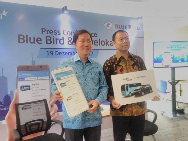 Transportasi Bandara Kian Mudah Berkat Kolaborasi Blue Bird dan Traveloka