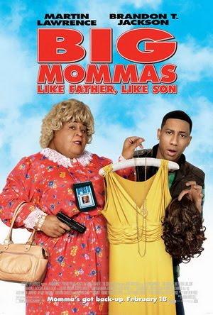Big Mommas Like Father, Like Son (2011)