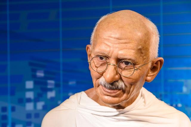Gandhi Jayanti Speech 2018