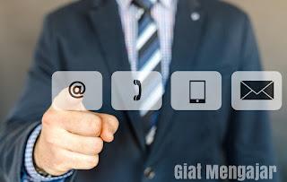 Solusi mudah membuat contact form di blog