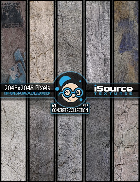 Concrete Collection Merchant Resource