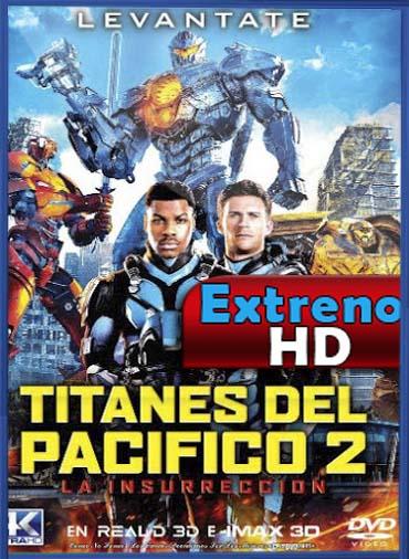Titanes del Pacífico: La Insurrección (2018) | DVDRip Latino HD Mega 1 Link