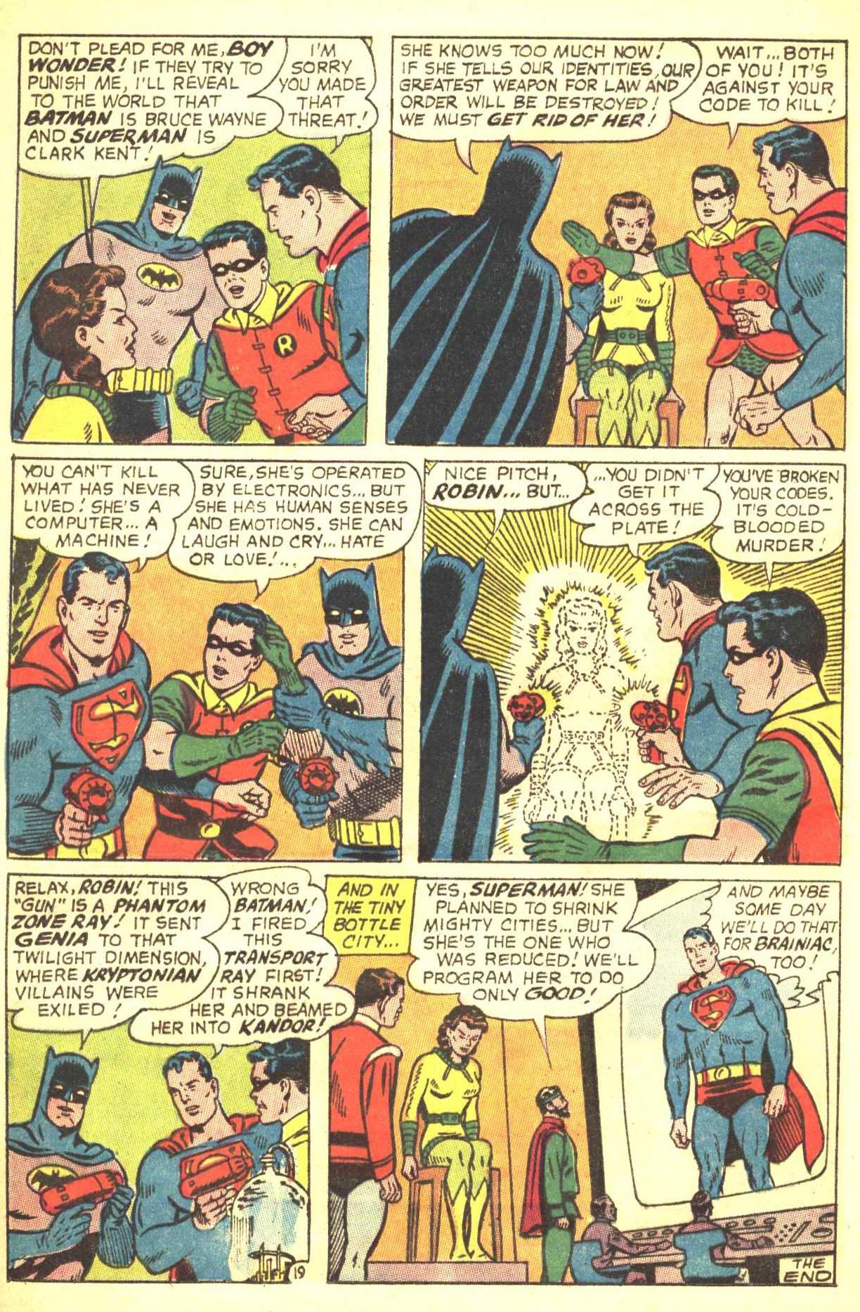 Read online World's Finest Comics comic -  Issue #164 - 24
