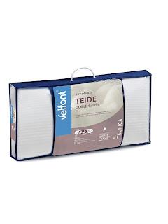 Almohada de fibra TEIDE de Velfont