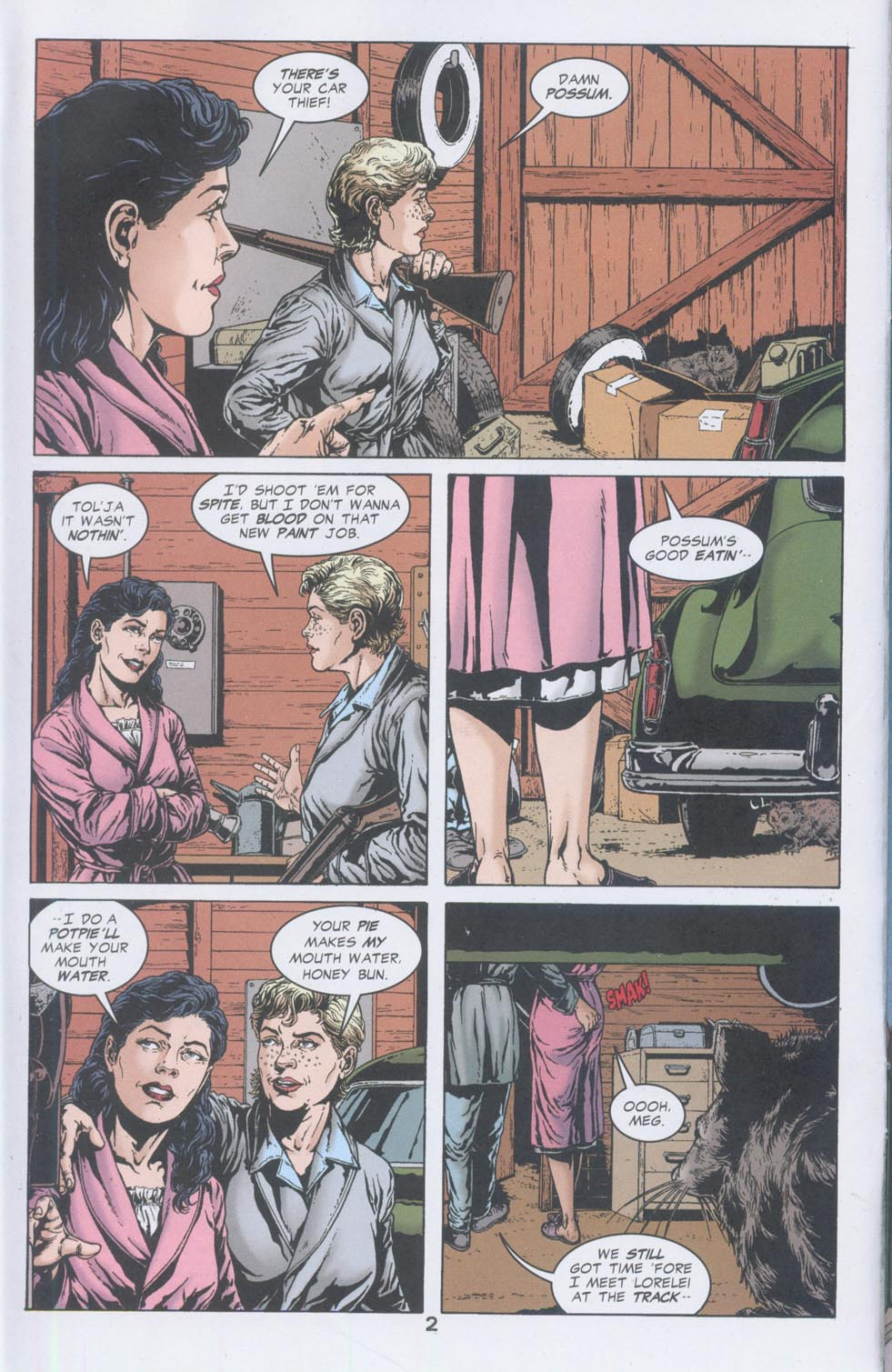 Read online American Century comic -  Issue #13 - 3