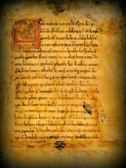 Resultado de imagen de códice de juan el diácono