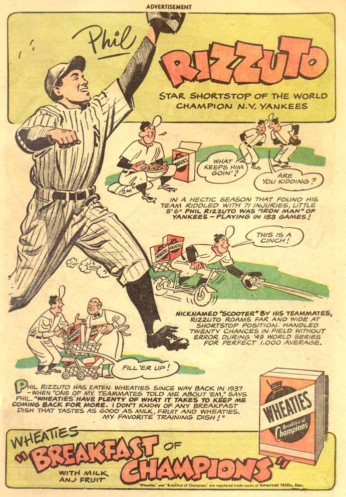 Read online Detective Comics (1937) comic -  Issue #160 - 15
