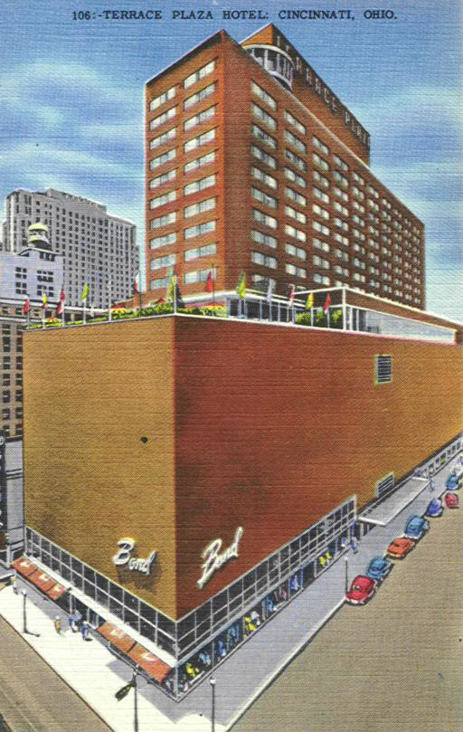 Terrace Plaza Hotel: Cincinnatti