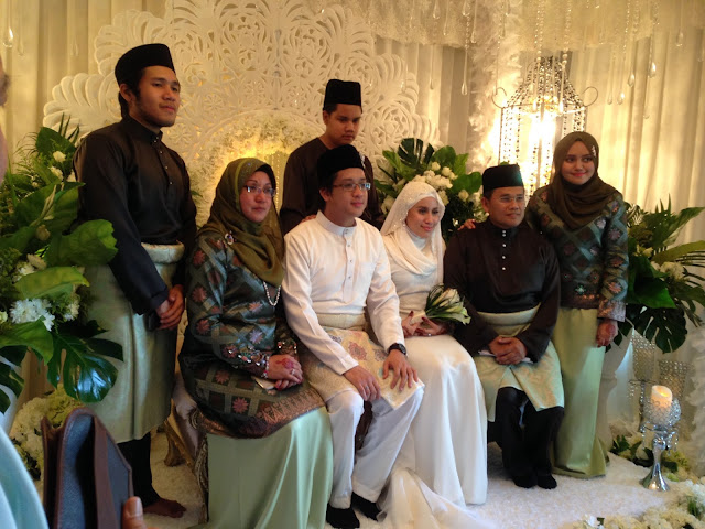 Majlis Pernikahan Puteri Sulung Dato' Salehuddin
