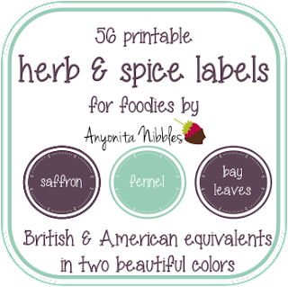 56 Printable Kitchen Labels for Foodies from www.anyonita-nibbles.com