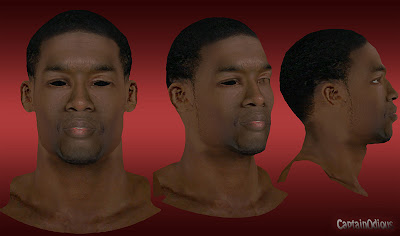 NBA 2K13 DeAndre Liggins Cyberface Mod
