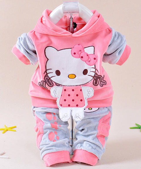 model baju bayi perempuan