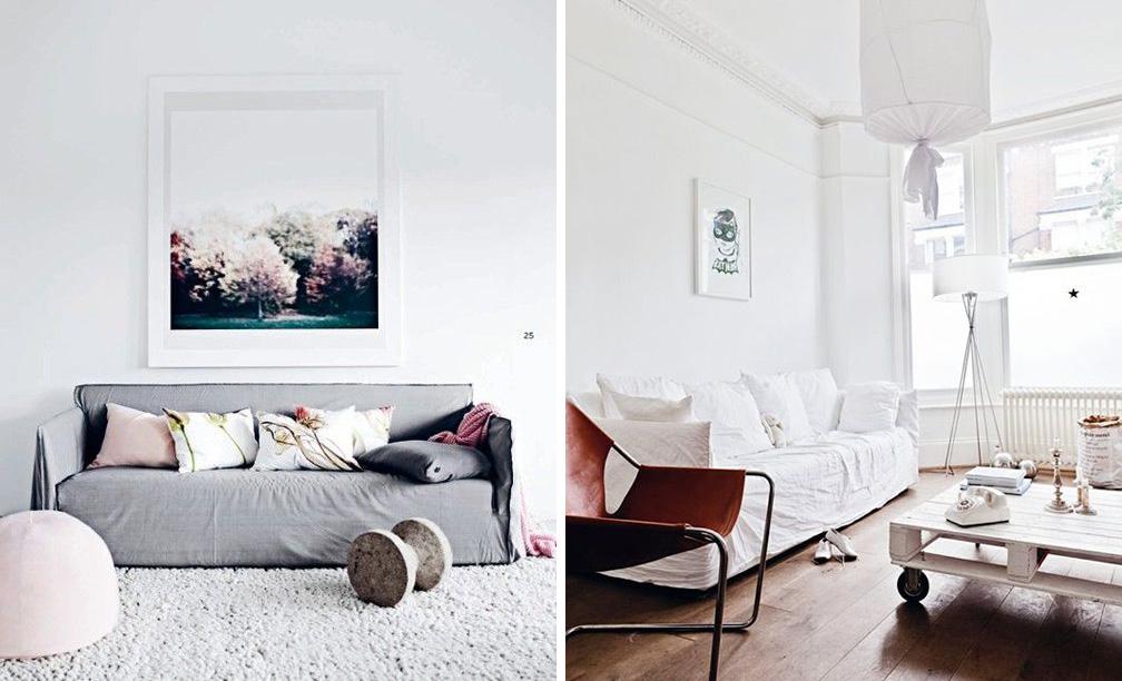 Divani gervasoni shabby chic interiors - Gervasoni divano letto ...