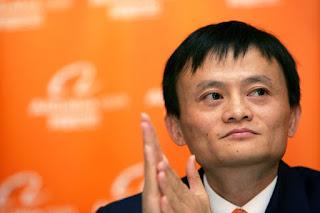 Tỷ phú Trung Quốc Jack Ma