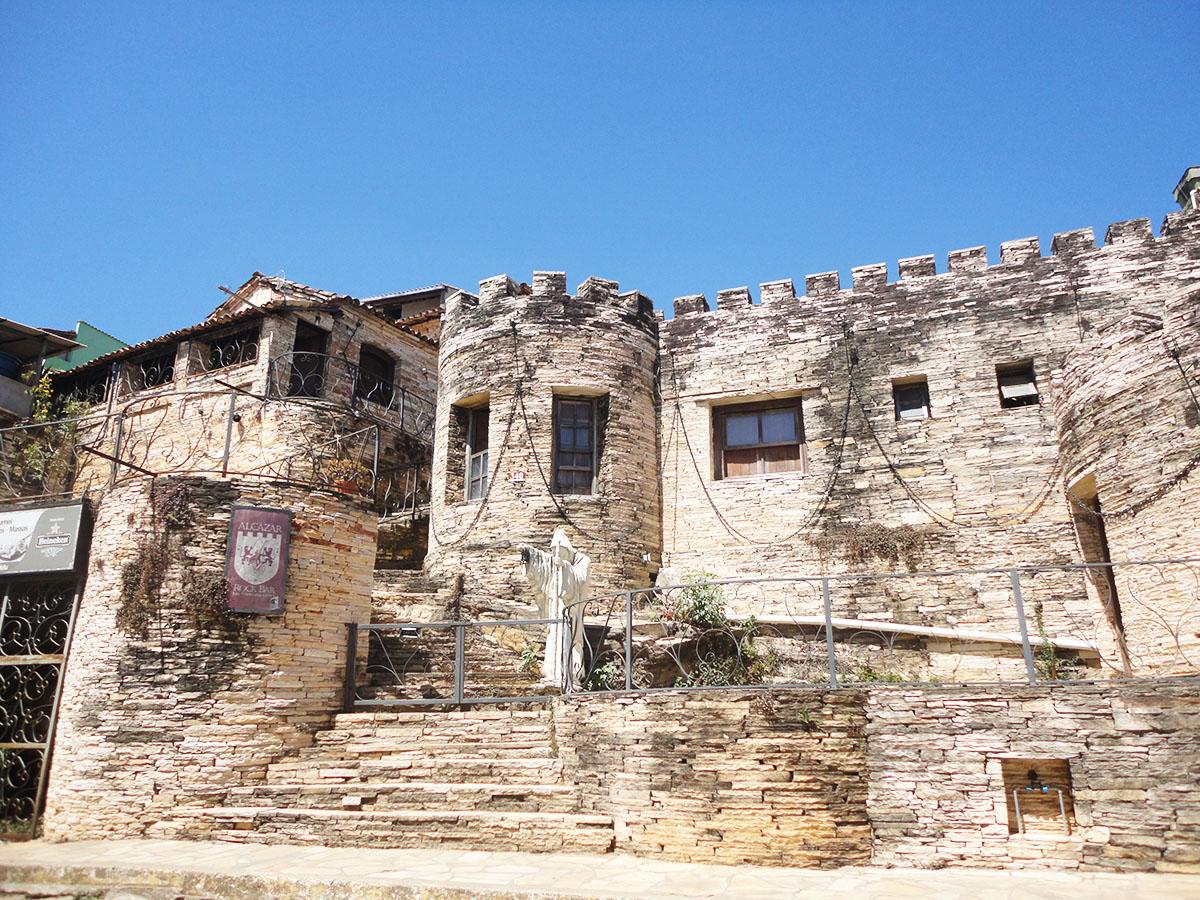 Visita a cidade de São Thomé das Letras