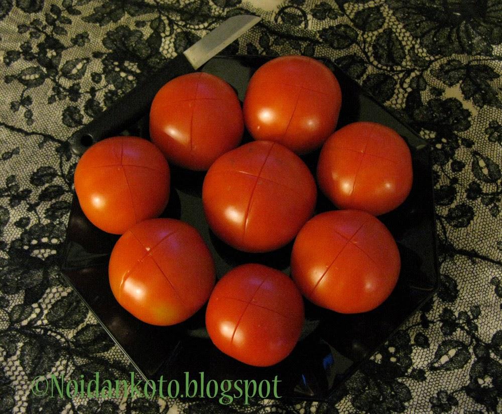Tomaattien Kalttaus