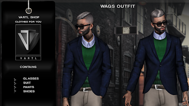 WAGS OUTFIT -- VARTL SHOP