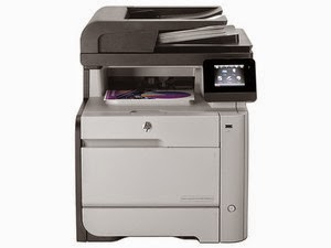 Download Driver HP LaserJet Pro M476nw (CF385A)