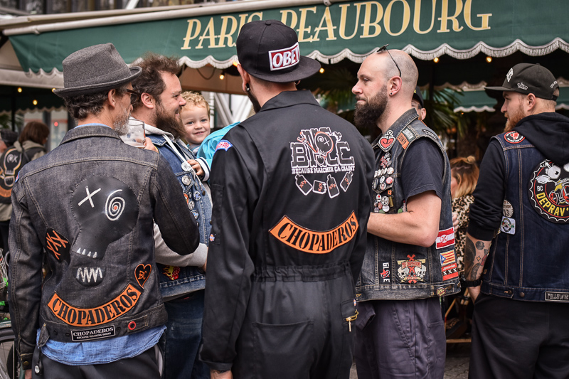 Paris A-Go-Go, Chopaderos, Custom Bicycle, Beachcruise, Chopper