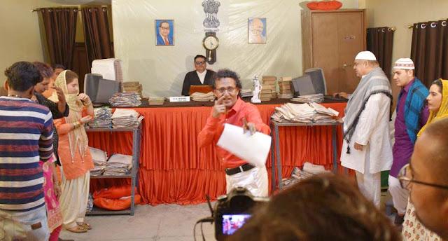 Durga The Return Film, Durgi Message Of Religious Unity, Film Shooting In Faridabad City