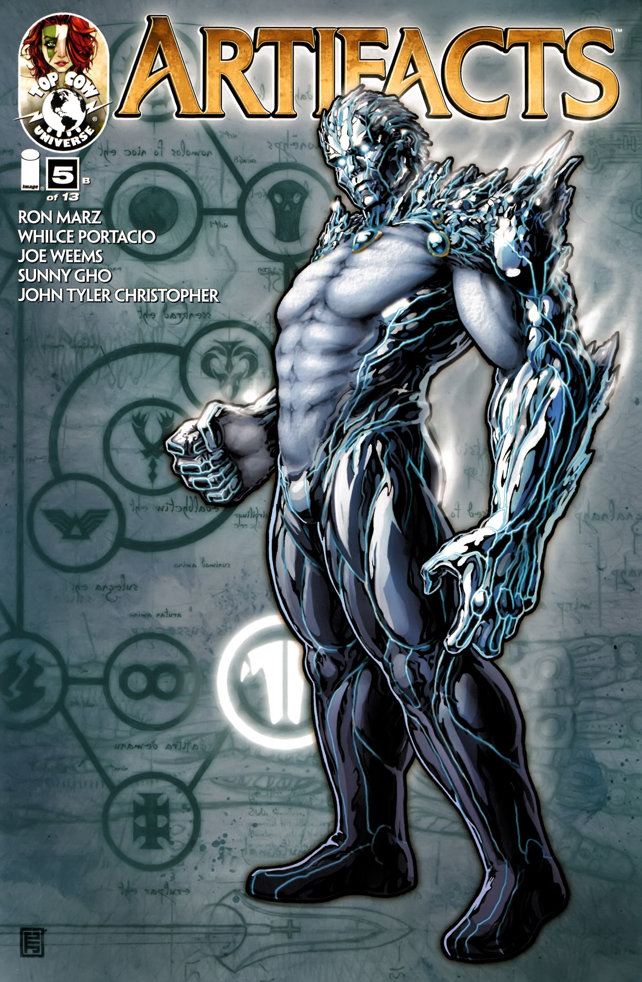 Read online Artifacts comic -  Issue #5 - 2