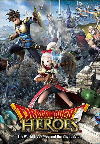 Dragon Quest Heroes - Slime Edition