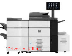 Sharp MX-7500N Driver Download and Installers