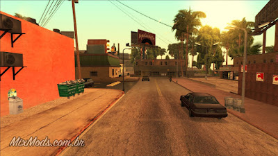 gta sa san mod project props remap remapping mapping objects