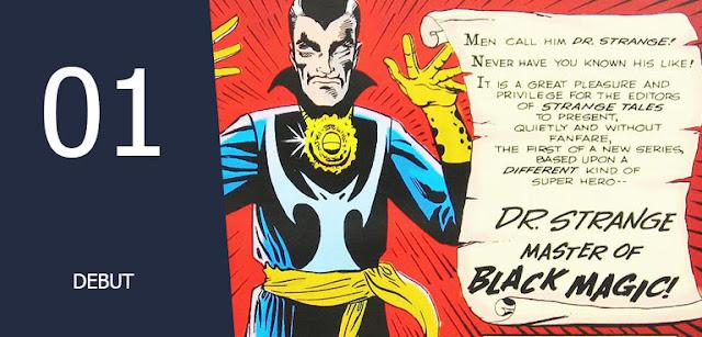Fakta-Fakta Doctor Strange dalam Komik Marvel