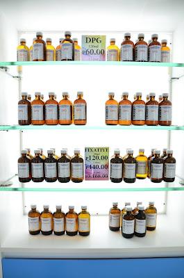 Chemworld Fragrance Factory Megamall