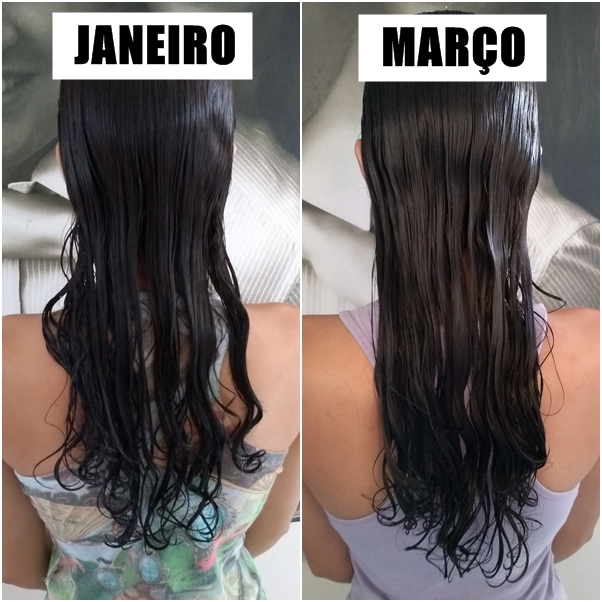 Resenha alisena Lisos e Longos cresce cabelo