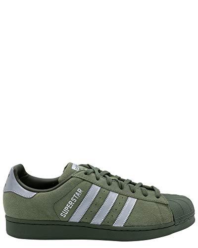 hot sale online 3a1cf c9fd1 #shoes #adidas adidas Originals Men's Superstar, Green Cargo, 11Â M US 2019
