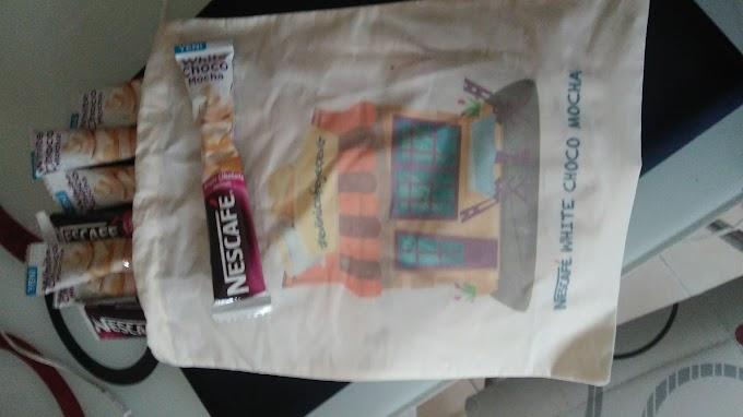 Nescafe White Choco Mocha ile #EviniCafeyeCevir