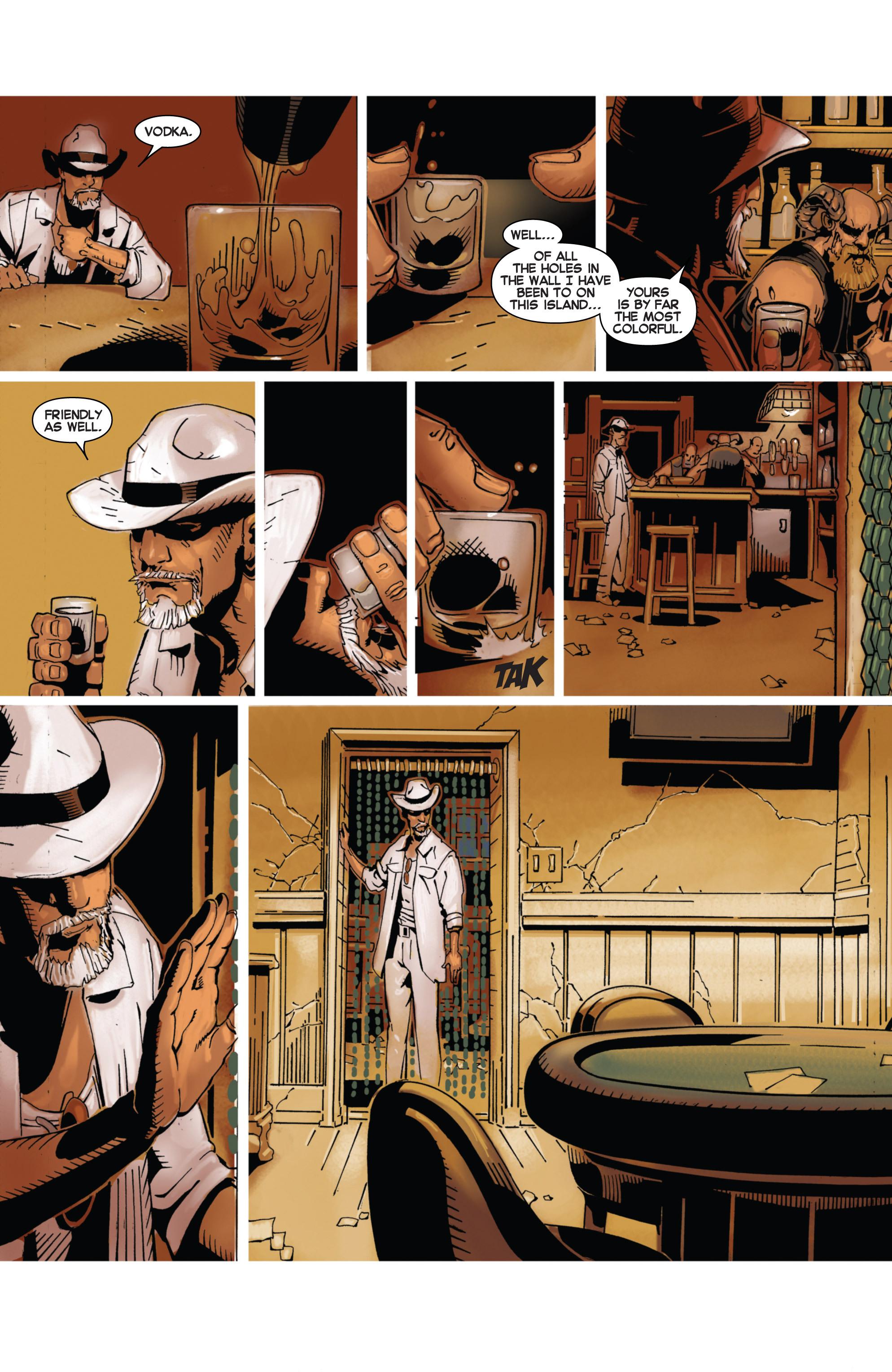 Read online Uncanny X-Men (2013) comic -  Issue #16 - 10