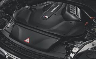 BMW X5 M Engine Specs