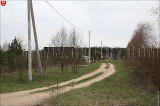Петрусовщина. Росы