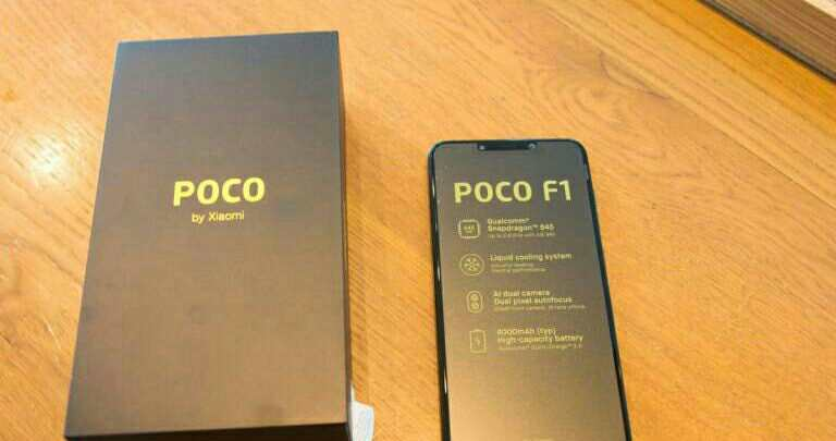 Five Places That You Can Find Cashback On Xiaomi Poco F1 Is For You, Grab This Best Deal