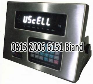 jual Indicator Timbangan UScell USI 9D