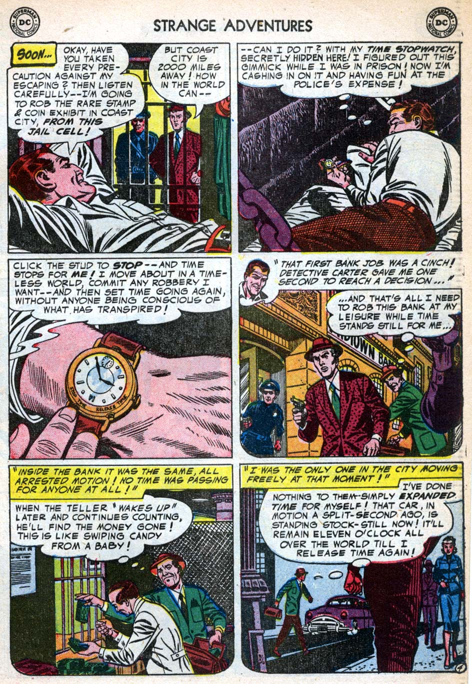 Strange Adventures (1950) issue 50 - Page 31
