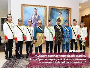Thumbnail image for Tarikh Dapat Datuk Tak Ingat, Kantoi Ambil Gambar Bukan Dalam Istana, Boy Iman Dikecam Netizen