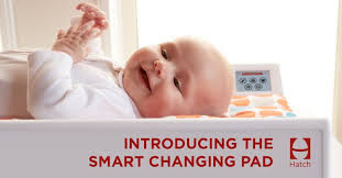 Smart Changing Pad and App
