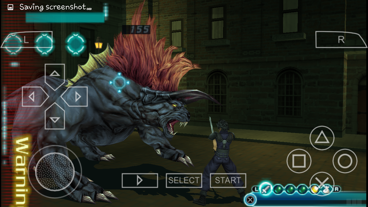 Final Fantasy VII Crisis Core PSP ISO Free Download