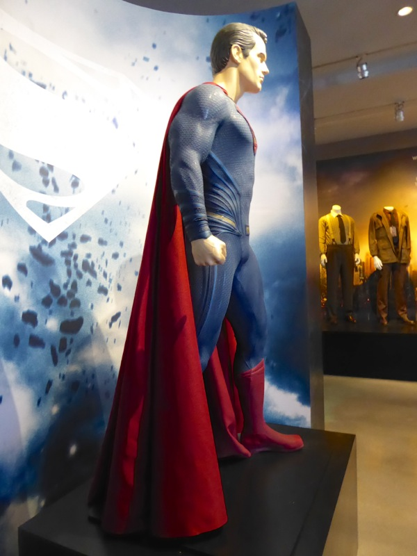 Batman v Superman Dawn of Justice Superman film costume