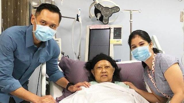 Annisa Pohan Ungkap Perubahan Fisik Ani Yudhoyono, Sebut Kondisi sang Mertua Drop dan Wajah Pucat