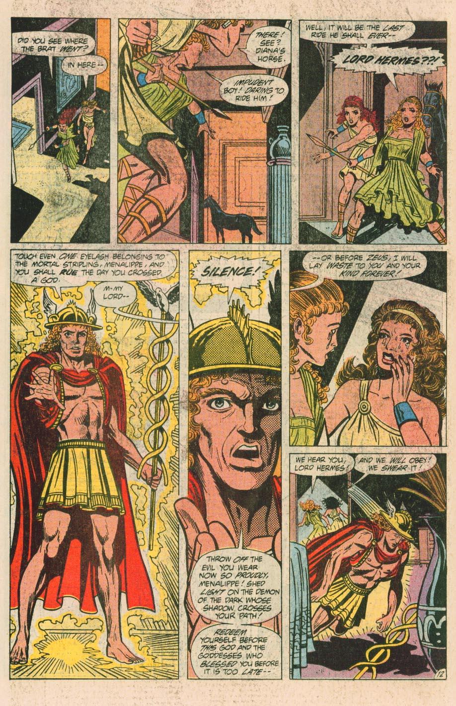 Read online Wonder Woman (1987) comic -  Issue #40 - 14